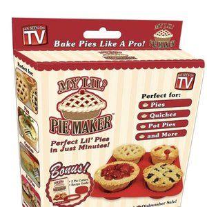 My Lil' Pie Maker Set As Seen On TV